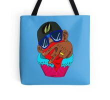 Chocolate Cupcake Tote Bag