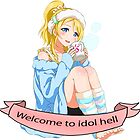 Welcome to Idol Hell by izabelew