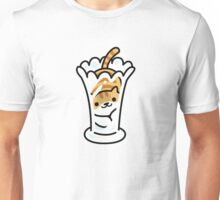 Pumpkin - Glass Vase Unisex T-Shirt