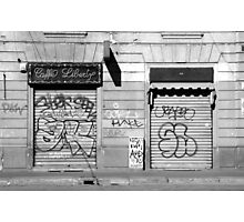 Urban Desolation Photographic Print