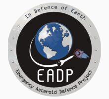 EAD Project Logo One Piece - Short Sleeve