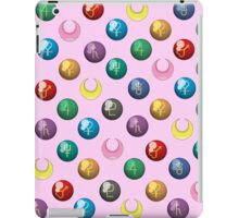 Sailor Moon Pattern iPad Case/Skin