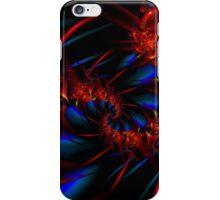 Red vs Blue iPhone Case/Skin