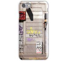 Urban Nothing iPhone Case/Skin