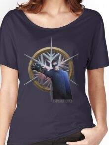 Captain cold Women's Relaxed Fit T-Shirt