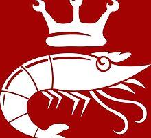 King Prawn - Crimson by littlegemma