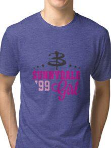Sunnydale Girl Tri-blend T-Shirt