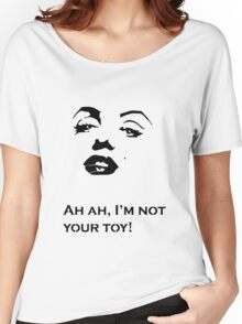 Marilyn  Women's Relaxed Fit T-Shirt