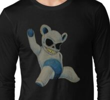 Teddy Skeleton Long Sleeve T-Shirt