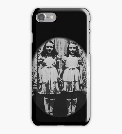 The Shining - Twins iPhone Case/Skin