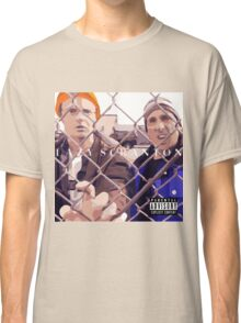 The Office: Lazy Scranton Album Shirt Classic T-Shirt