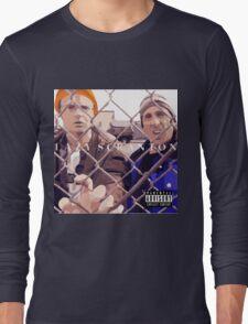 The Office: Lazy Scranton Album Shirt Long Sleeve T-Shirt