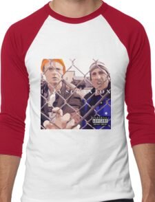 The Office: Lazy Scranton Album Shirt Men's Baseball ¾ T-Shirt