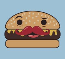 Happy Hamburger  by kinoshop