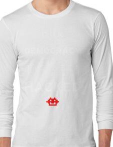 Democracy Hacked Long Sleeve T-Shirt