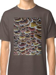 Turkey Tail Fungus Classic T-Shirt