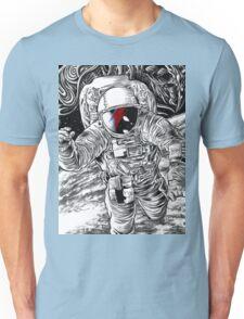 Bowie Star Man Unisex T-Shirt