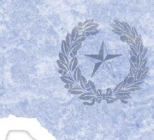 Texas - home Sticker