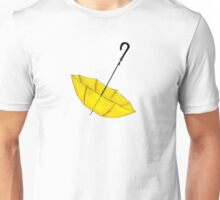 The Yellow Umbrella Unisex T-Shirt