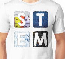 STEM Square (Light) Unisex T-Shirt