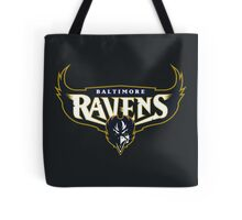 Baltimore Ravens Tote Bag