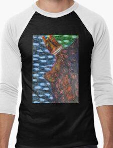 Monster 2 - Abstract Men's Baseball ¾ T-Shirt