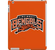 Cincinnati Bengals iPad Case/Skin