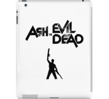 Ash vs Evil Dead - Title and Character iPad Case/Skin