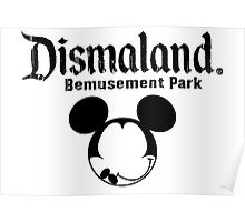 Dismaland Mickey Poster