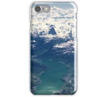 The North Face and Lake Thun iPhone Case/Skin