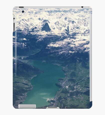 The North Face and Lake Thun iPad Case/Skin