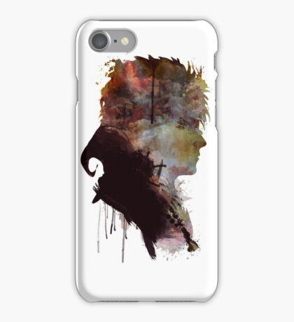 David Bowie // Labyrinth // Jareth the Goblin King iPhone Case/Skin