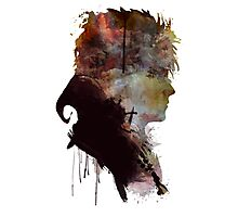 David Bowie // Labyrinth // Jareth the Goblin King Photographic Print