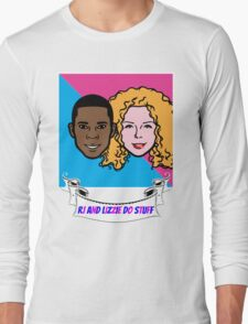 RJ and Lizzie Do Stuff Long Sleeve T-Shirt
