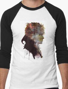 David Bowie // Labyrinth // Jareth the Goblin King Men's Baseball ¾ T-Shirt