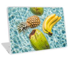 pineapple crush series Laptop Skin