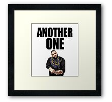 Another One Mardi Beads Framed Print