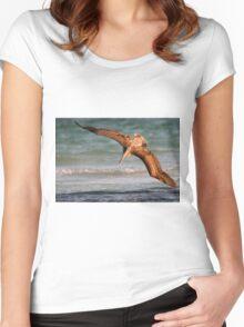 Golden Pelican Women's Fitted Scoop T-Shirt