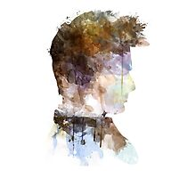 Doctor Who // 10th Doctor // David Tennant Photographic Print