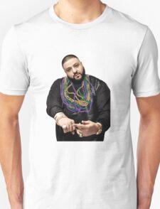 DJ Khaled w/ Beads  T-Shirt