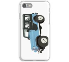 Roscoe the Jeep! iPhone Case/Skin