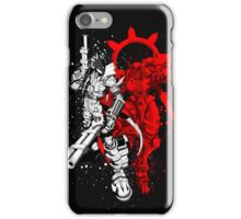 Susanoomon and Beelzemon iPhone Case/Skin