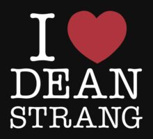 I Heart Dean Strang - White by garudoh