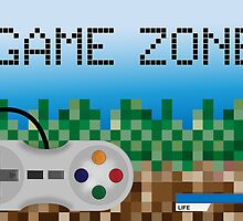 Game Zone by UncagedDesign
