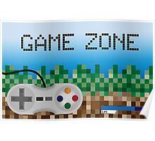 Game Zone Poster