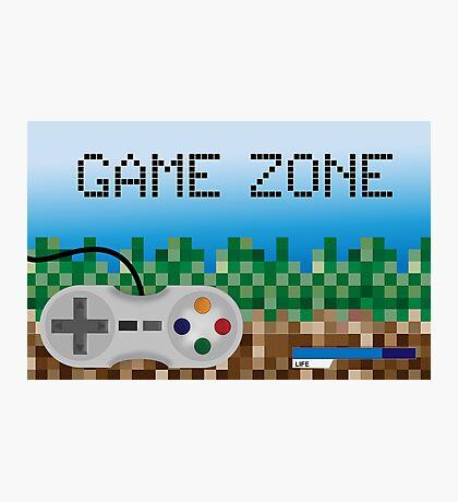 Game Zone Photographic Print