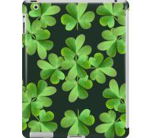 Clover Print iPad Case/Skin
