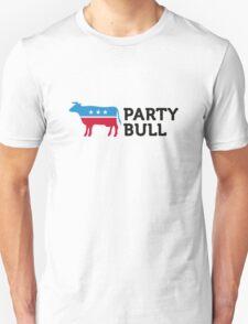 Political Party Animals: Taurus T-Shirt