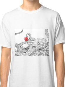 Taneko vs. Tako Classic T-Shirt