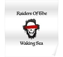 Dragon Age Raiders Of the Waking Sea Poster